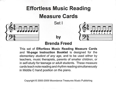 Effortless Music Reading